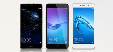 Huawei P-lite & Y-serie