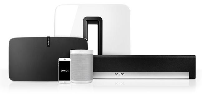 De Sonos familie
