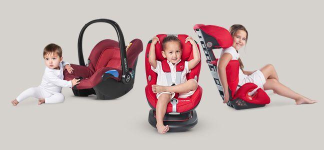Veilige autostoeltjes