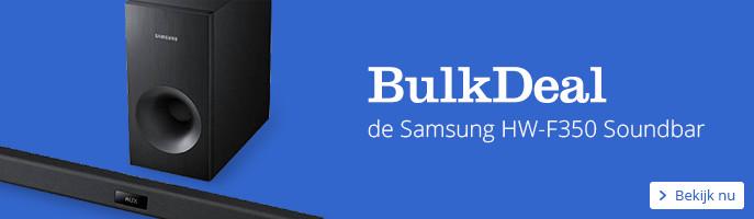 BulkDeal de Samsung HW-F350 Soundbar