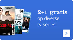 2+1 gratis op diverse tv-series