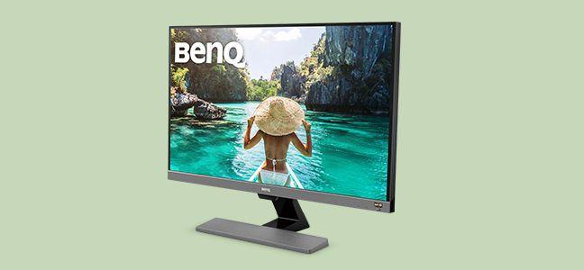 BenQ HDR monitor