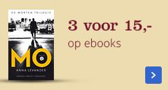 3 voor 15,- op ebooks
