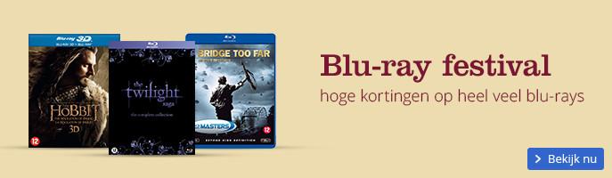 Blu-ray festival hoge kortingen op heel veel blu-rays