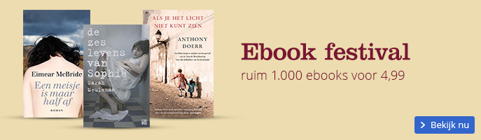 Ebook festival ruim 1.000 ebooks voor 4,99