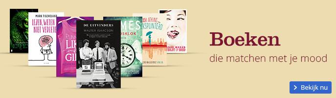 Boeken die matchen met je mood