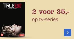 2 voor 35,- op tv-series