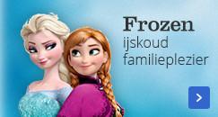 Frozen | ijskoude familiepret