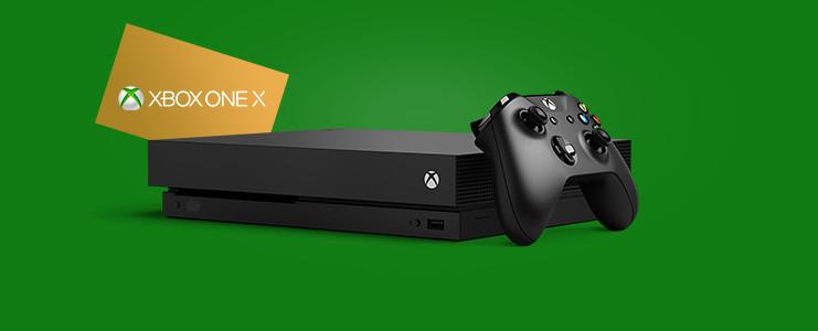 Pre-order Xbox One X