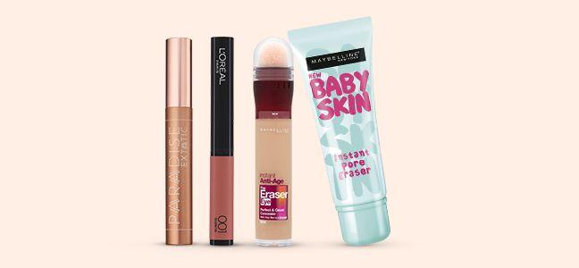 40% korting op make-up