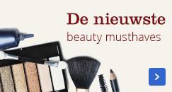 beauty musthaves | shop hier voor de nieuwste producten