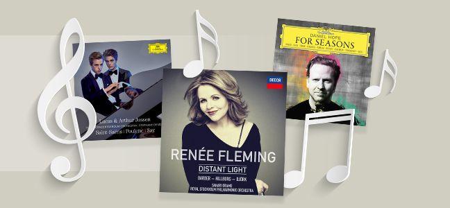 Heerlijke klassieke muziek