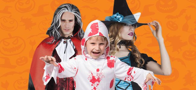 Een griezelige Halloween
