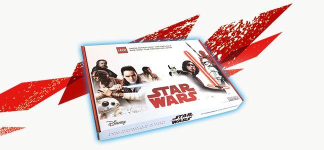 Gratis Star Wars pack