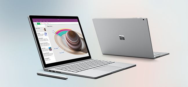 Surface Book: 25% korting