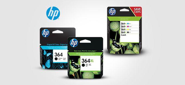 HP 364 Cashback