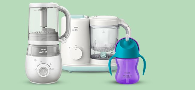 Philips Avent stomers