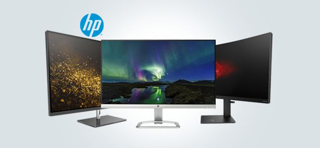 HP Monitoren