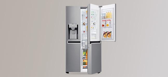 LG Amerikaanse koelkasten