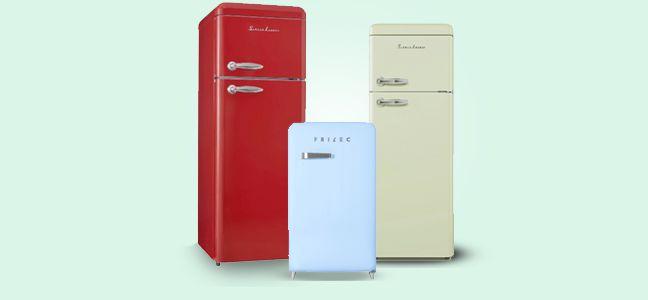 Retro koelkasten