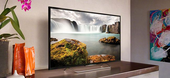 4K Ultra HD tv's