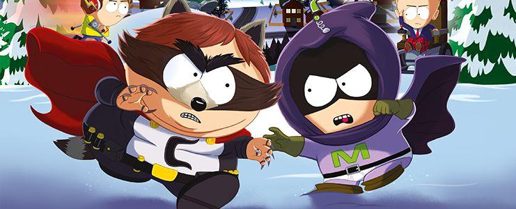 Reserveer South Park TFBW