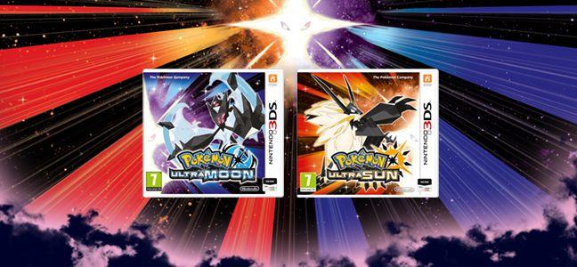 Pokemon Ultra Sun & Moon