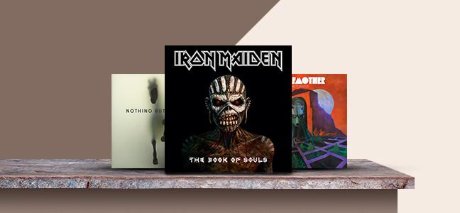 Veel rockmuziek