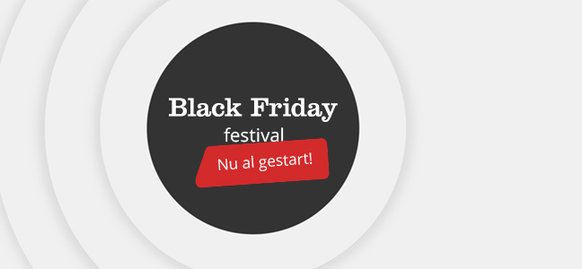 Black Friday Festival