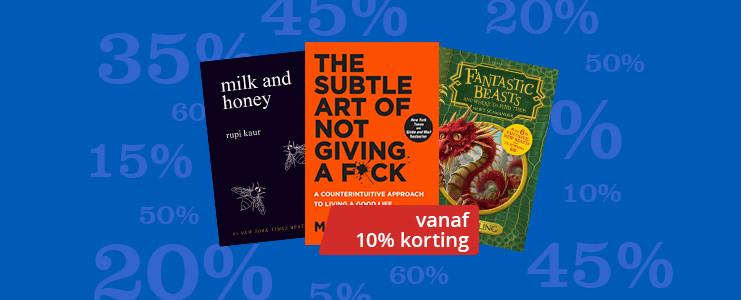 Engelstalige bestsellers
