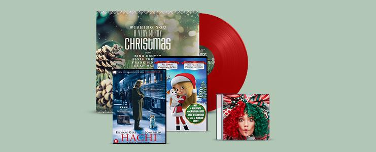 Kerstmuziek en -films