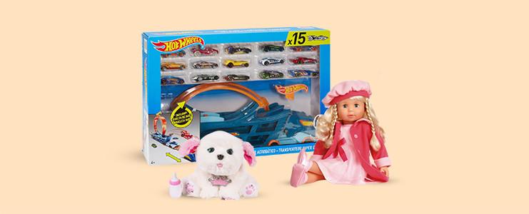 Exclusief speelgoed