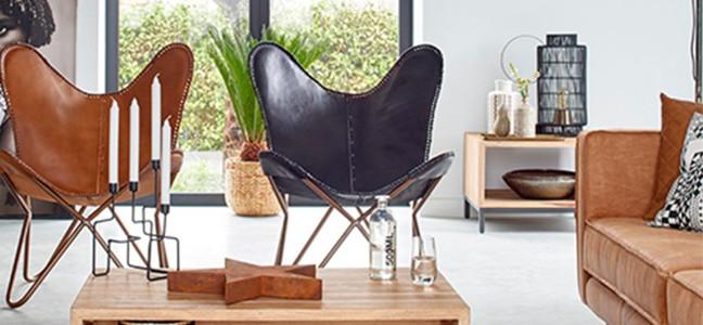 De stoelen van het najaar