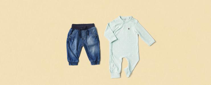 Tot -20% op baby basics
