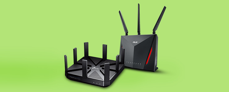 De beste routers