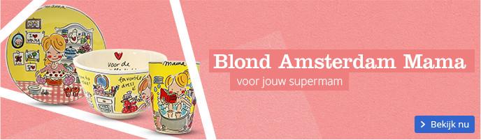 Blond Amsterdam Mama voor jouw supermam