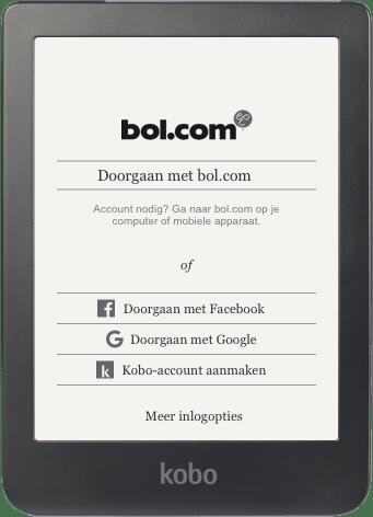 Log-in met je bol.com account
