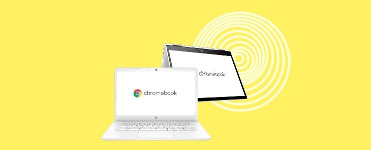 Vanaf 50,- korting op Chromebooks