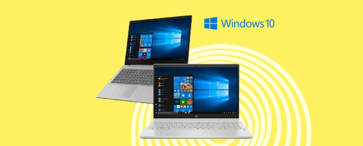 Tot 100,- korting op Windows laptops